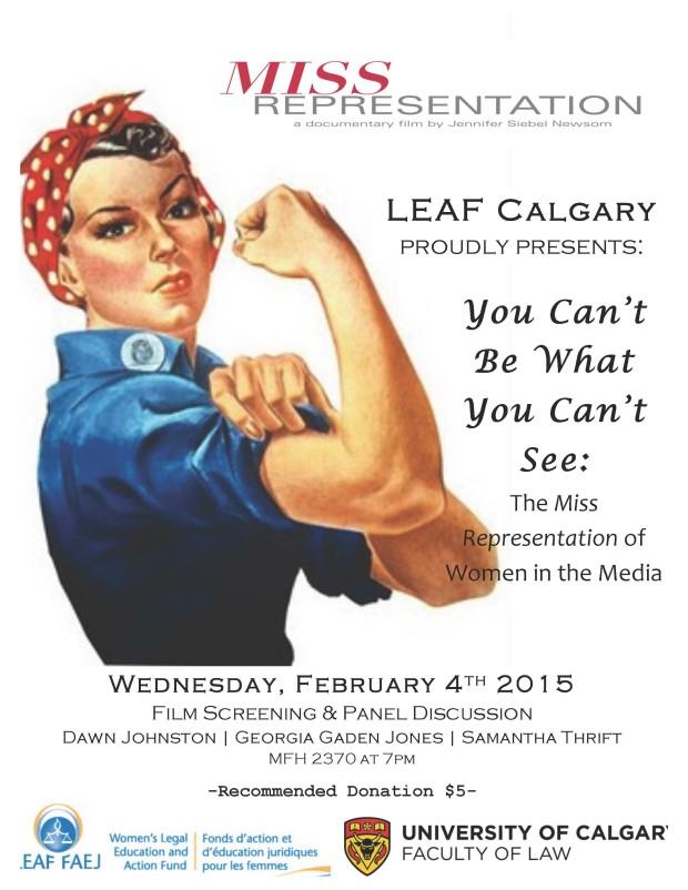 03.02.2015 - LEAF Calgary Miss Rep Poster