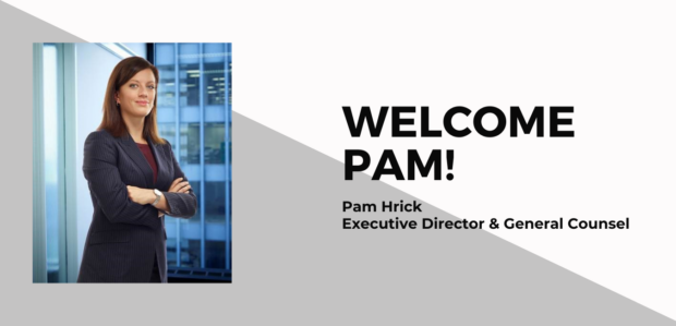 Pam Hrick, Executive Director & General Counsel at LEAF
